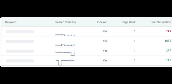 Amazon Keyword Tracking