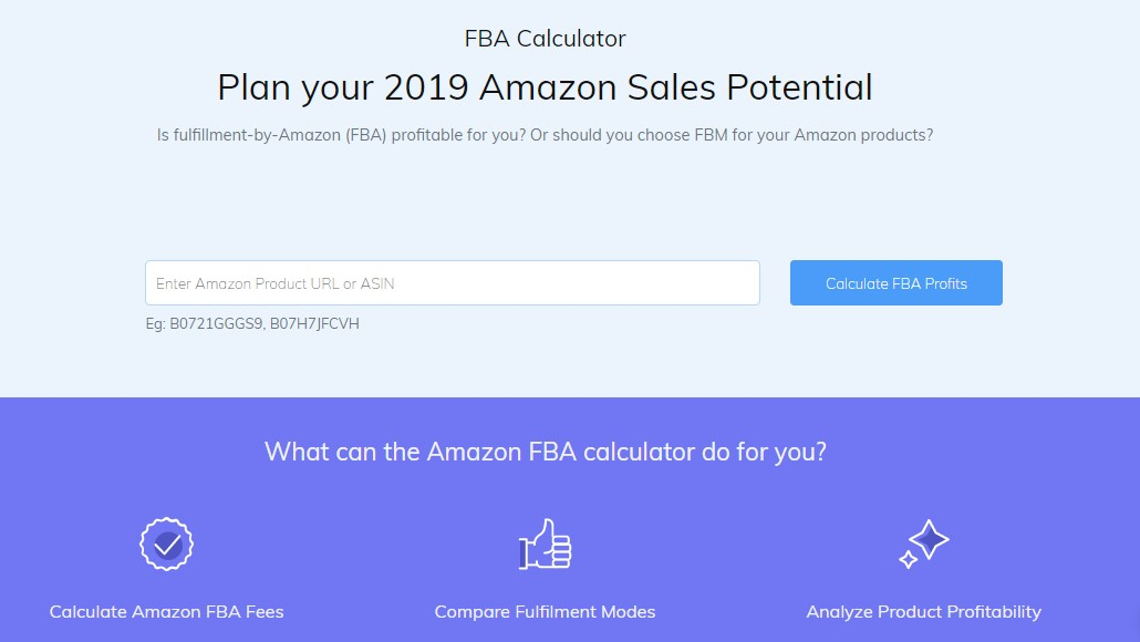 fba calculator free
